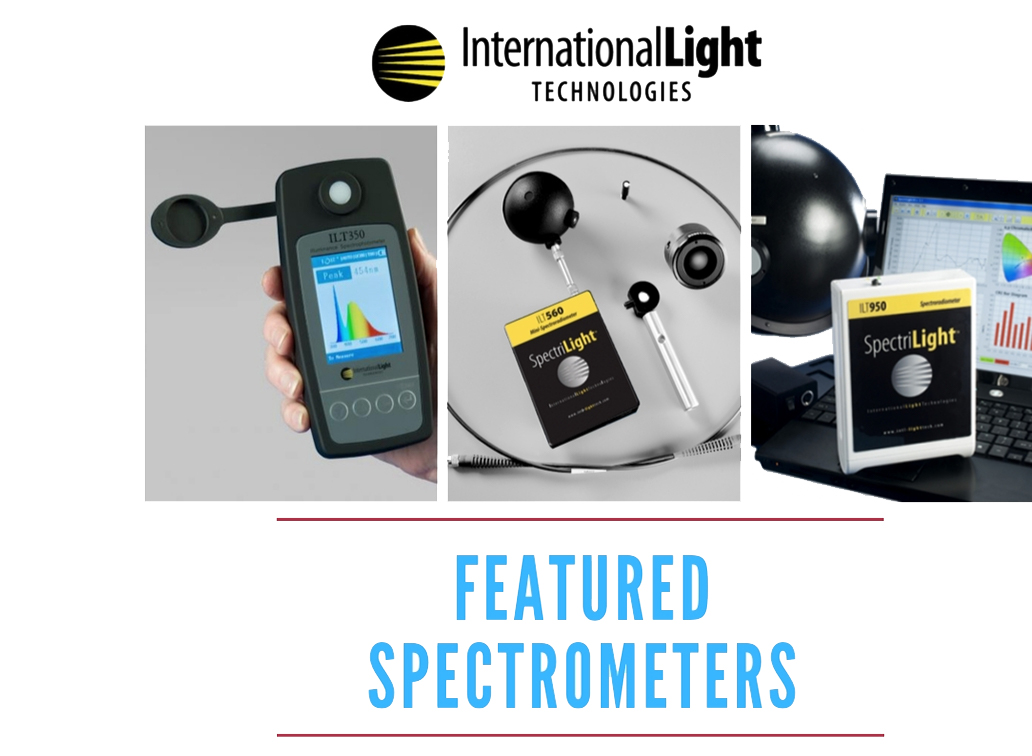 Featured Spectrometer Systems
