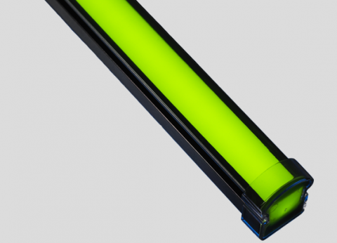 LED Border Tube with Color Options