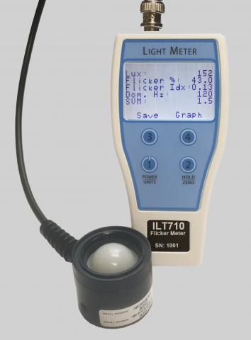 ILT710 Flicker Meter