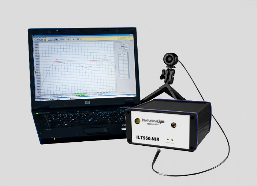 Cost-Effective, Fully Integrated, Spectroradiometer