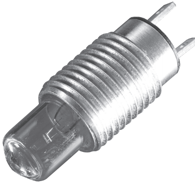 "3/8"" Halogen Lend end bulb"