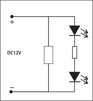 Summit LED module circuit diagram