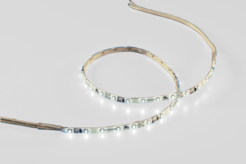 Flexible segmented LED strips
