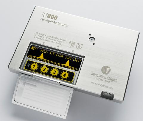 ILT800 Light Meter
