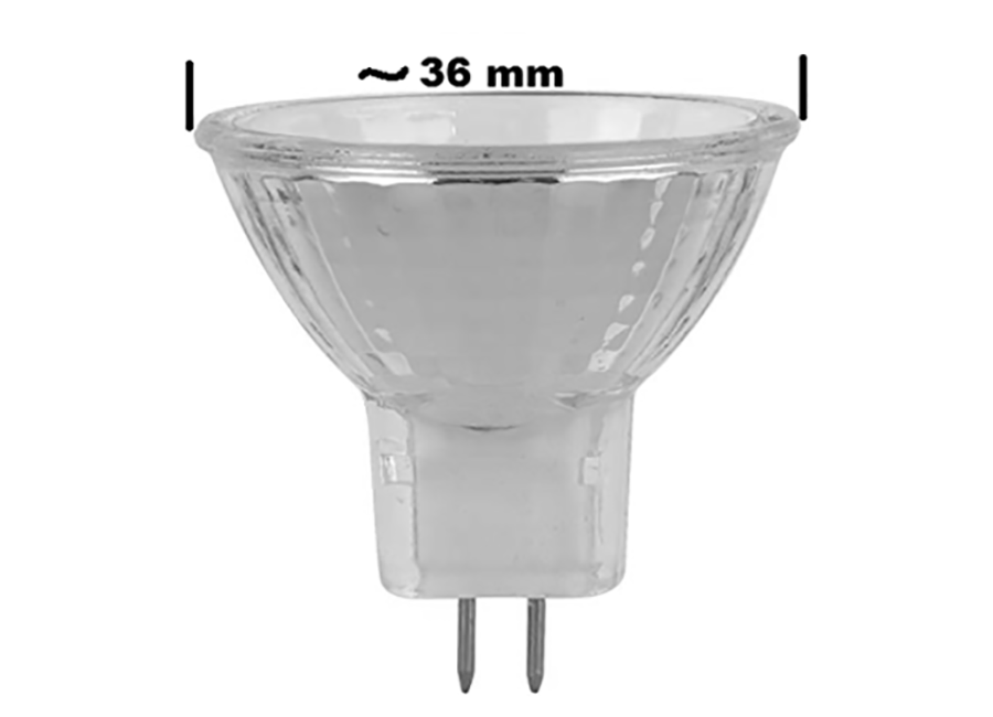 L519 Halogen 20 W MR11